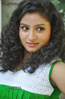 Actress-Vishnu-Priya-at-Nenu-Naa-Friends-Movie-Opening