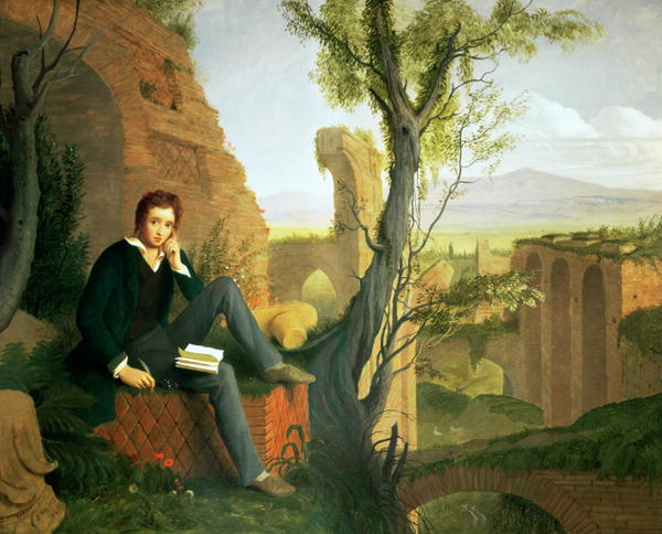 In Nuce: Poetry - Shelley was a romantic