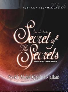 abdul qadir al jailani,sirr al asrar,ebook,islami,tasawuf,tasauf,teosofi,mistik,sufi