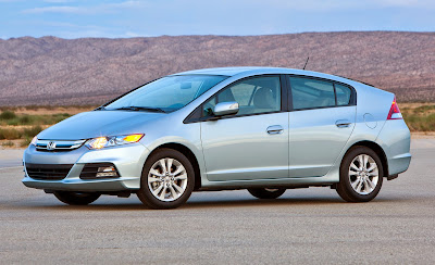 Honda Insight Car Pictures