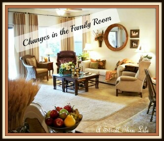 Family Room &amp; Breakfast Room