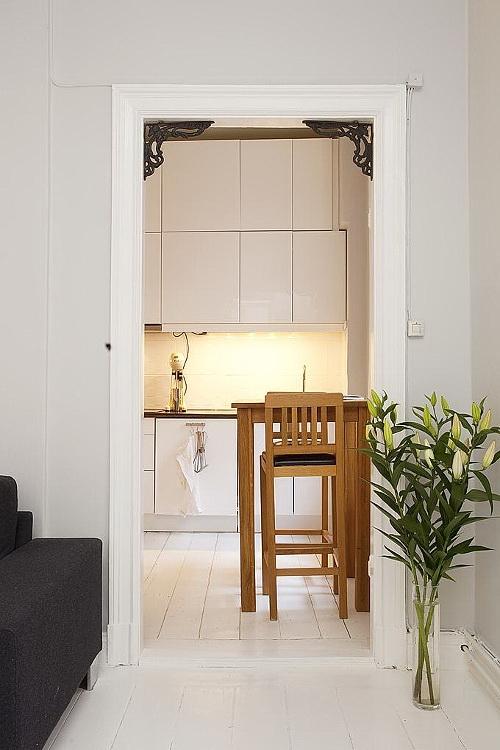 quitinete, decorar pequenos espaços, apartamento de decorado