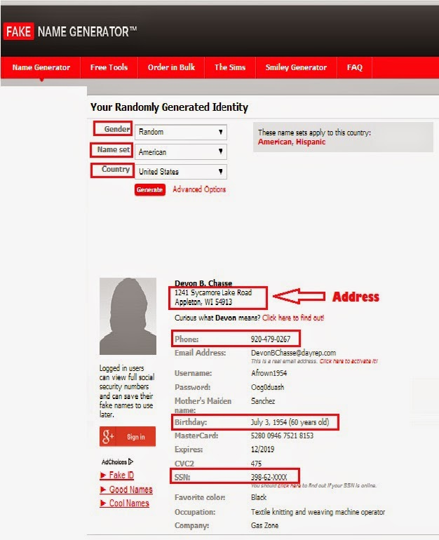 fake bank account generator online account generator - Jose.mulinohouse.co