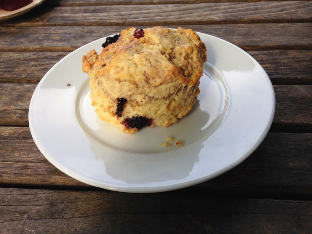 Flatford scone of the month