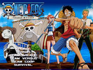 One Piece Colosseum M.U.G.E.N. Op