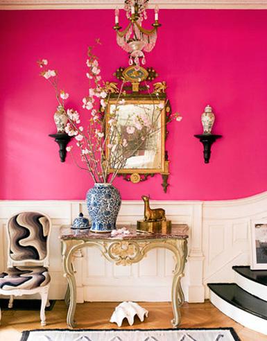 belle maison: Timeless Trend: Vintage Gold Gilt Mirrors