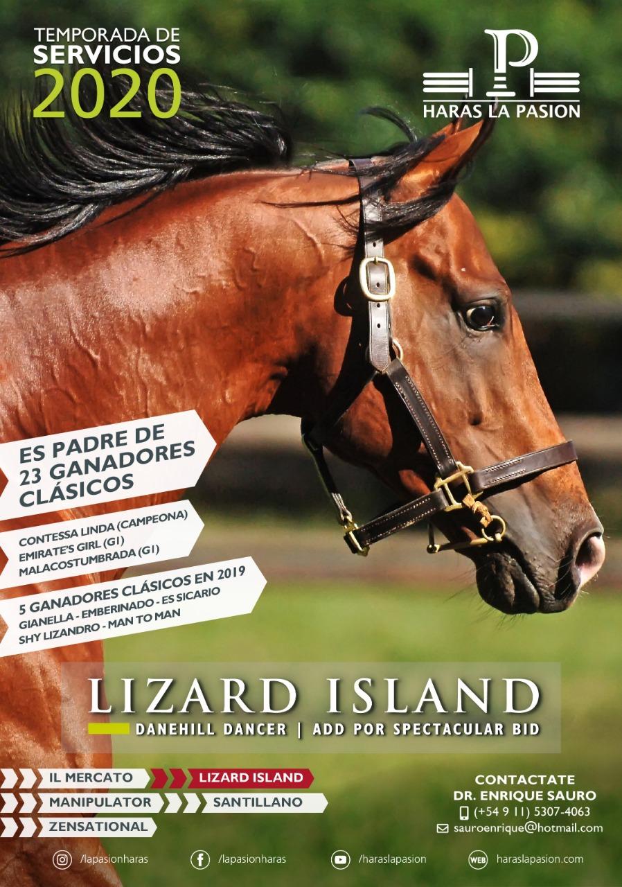 HS LA PASION - LIZARD ISLAND