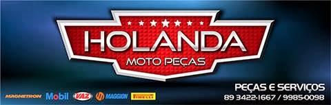 HOLANDA MOTO PEÇAS
