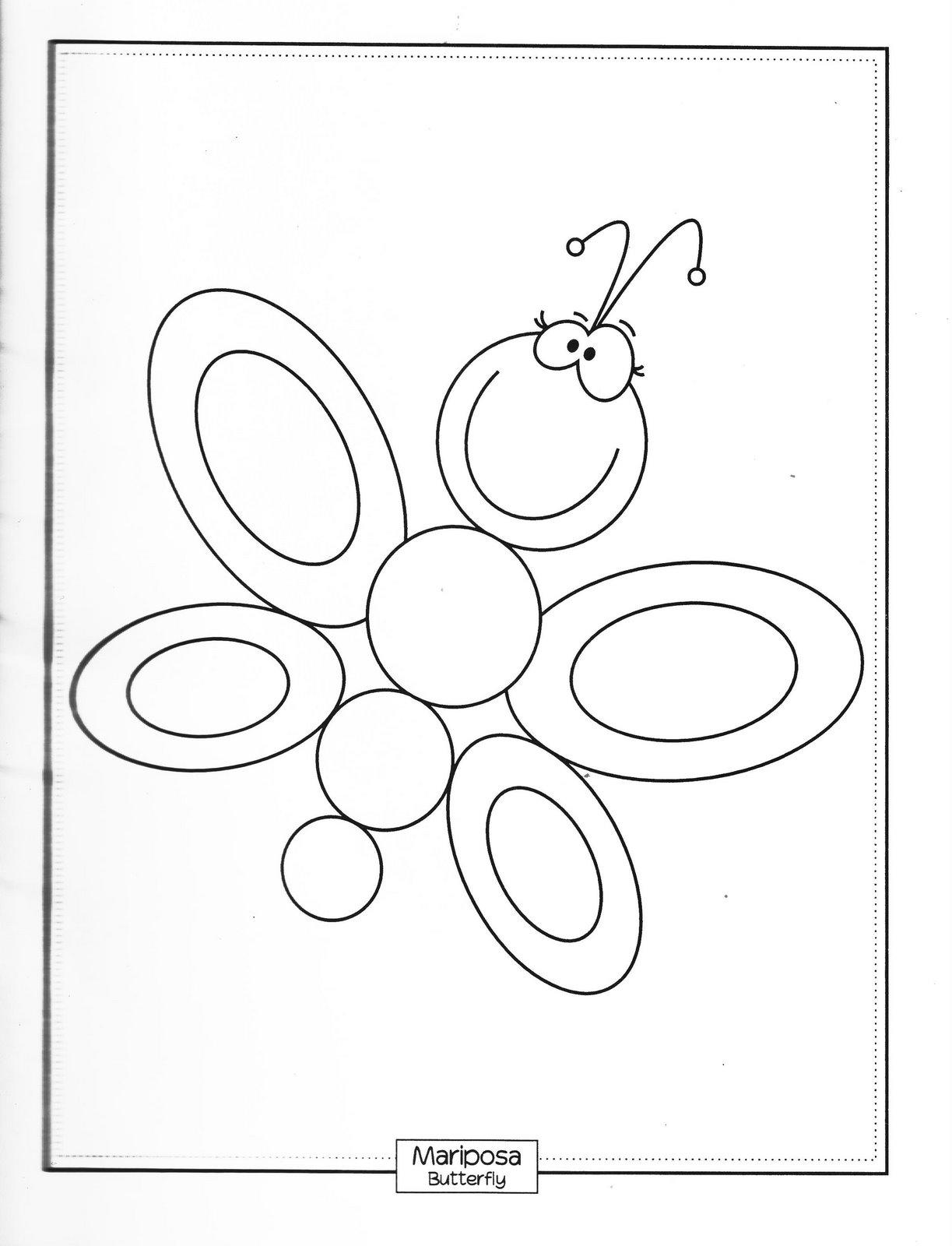 Menta m s chocolate recursos y actividades para educaci n infantil libro de animales para - Figuras para decorar ...
