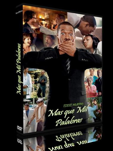 Más que mil palabras (A Thousand Words) 2012 DVDRip Español Latino