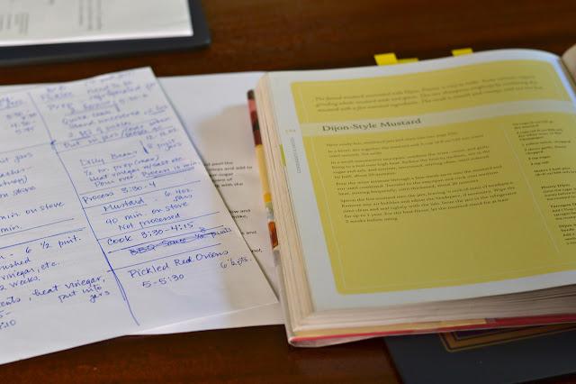 Planning Potluck