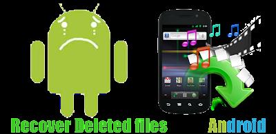Cara Mengembalikan File Yang Terhapus di Handphone Android
