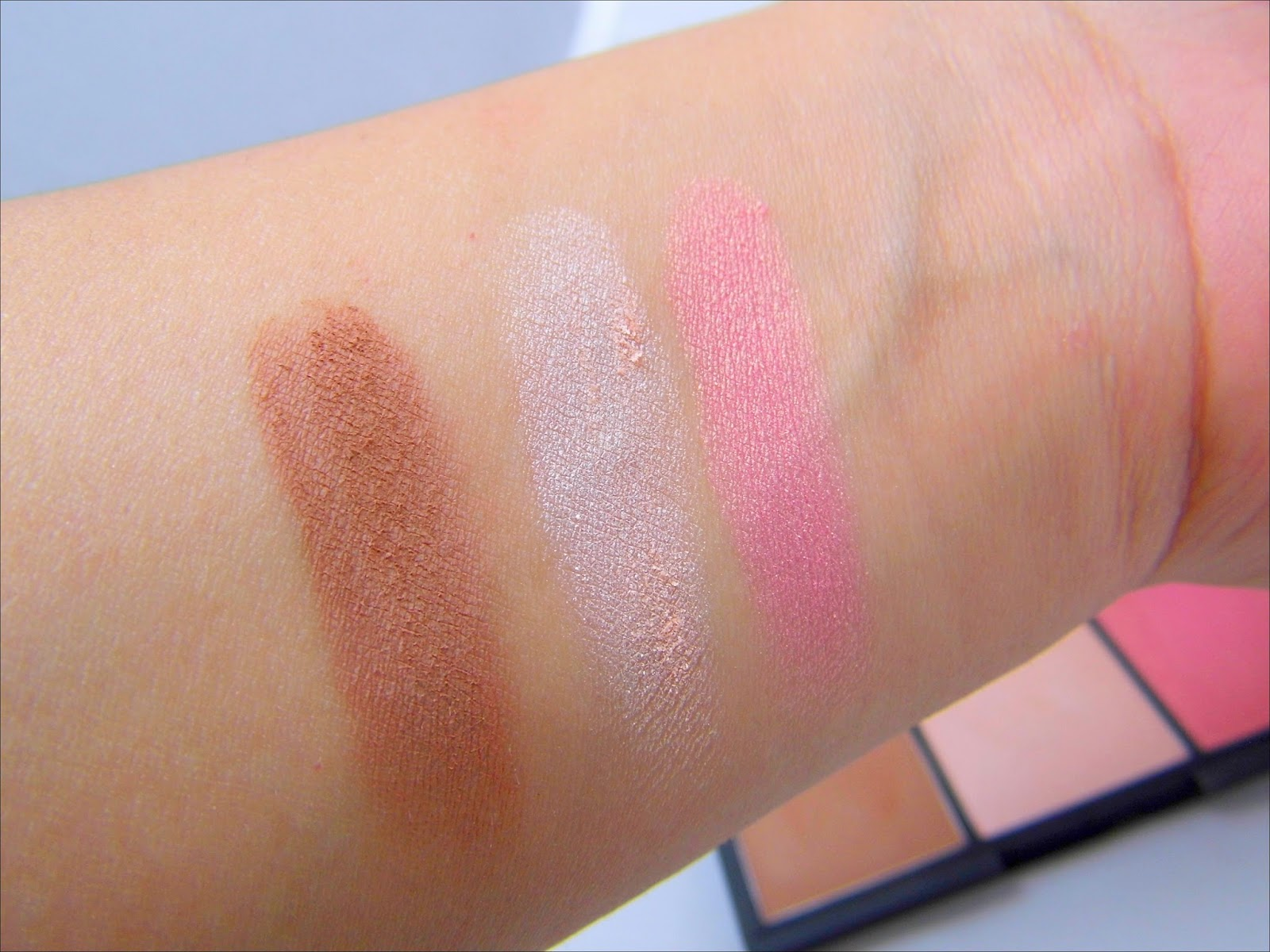 Sleek Face Form Contour & Blush Palette in Light 373 - Chocolate ...