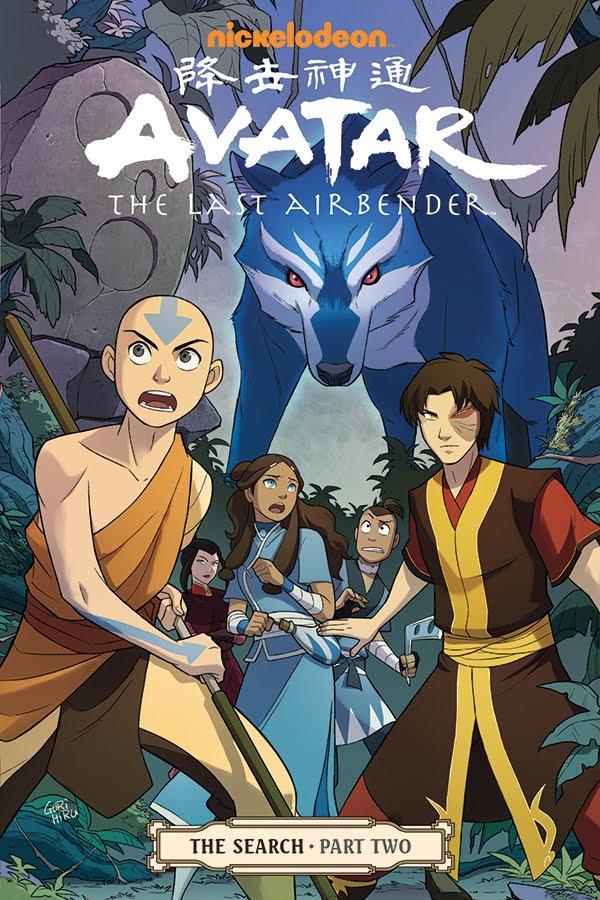Novel dark horse comics cover art legend of aang nicktoon nick