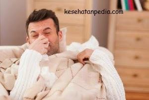 Bersin dan hidung tersumbat di pagi hari