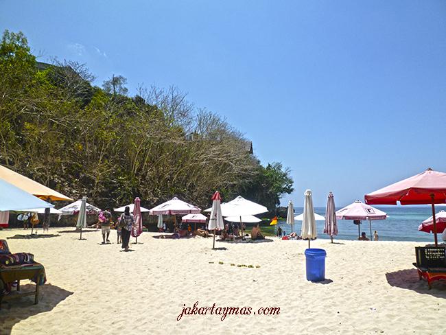 Playa de Dreamland, Bali