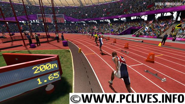 full and free pc game London 2012 The Official Olympic Game