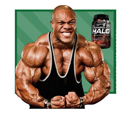 Phil Heath Nutritions