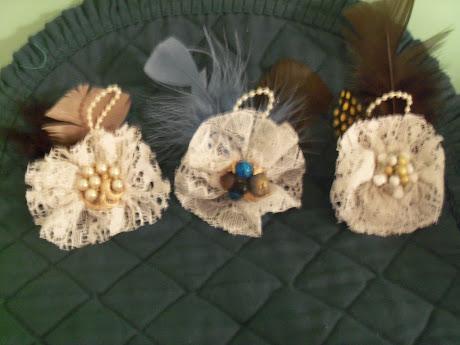 Vintage Jewelry Flowers 2