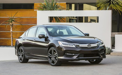 2016 Honda Accord Sedan Release Date
