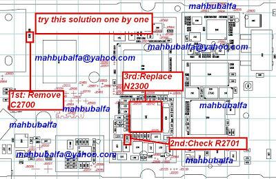 Nokia C2-01 Insert Sim Problem Repair Solution Jumper Ways