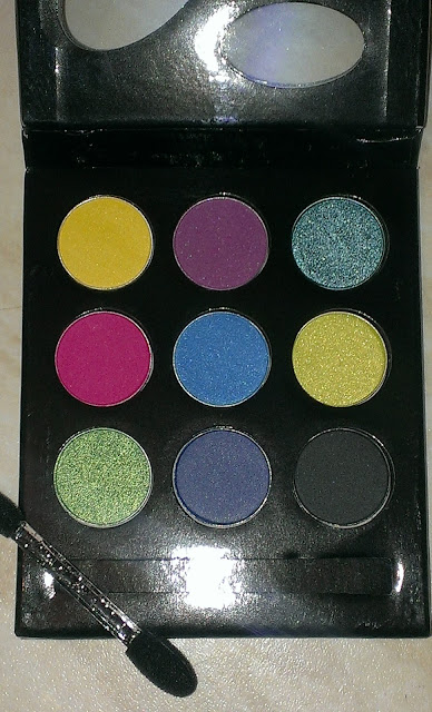 Collection 2000 Poptastic eye pallet