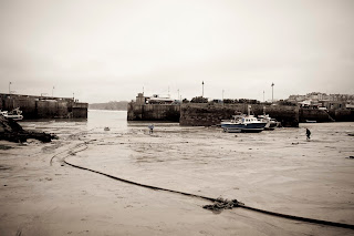 Cornish Harbour Newquay