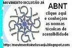 ABNT normas técnicas de acessibilidade