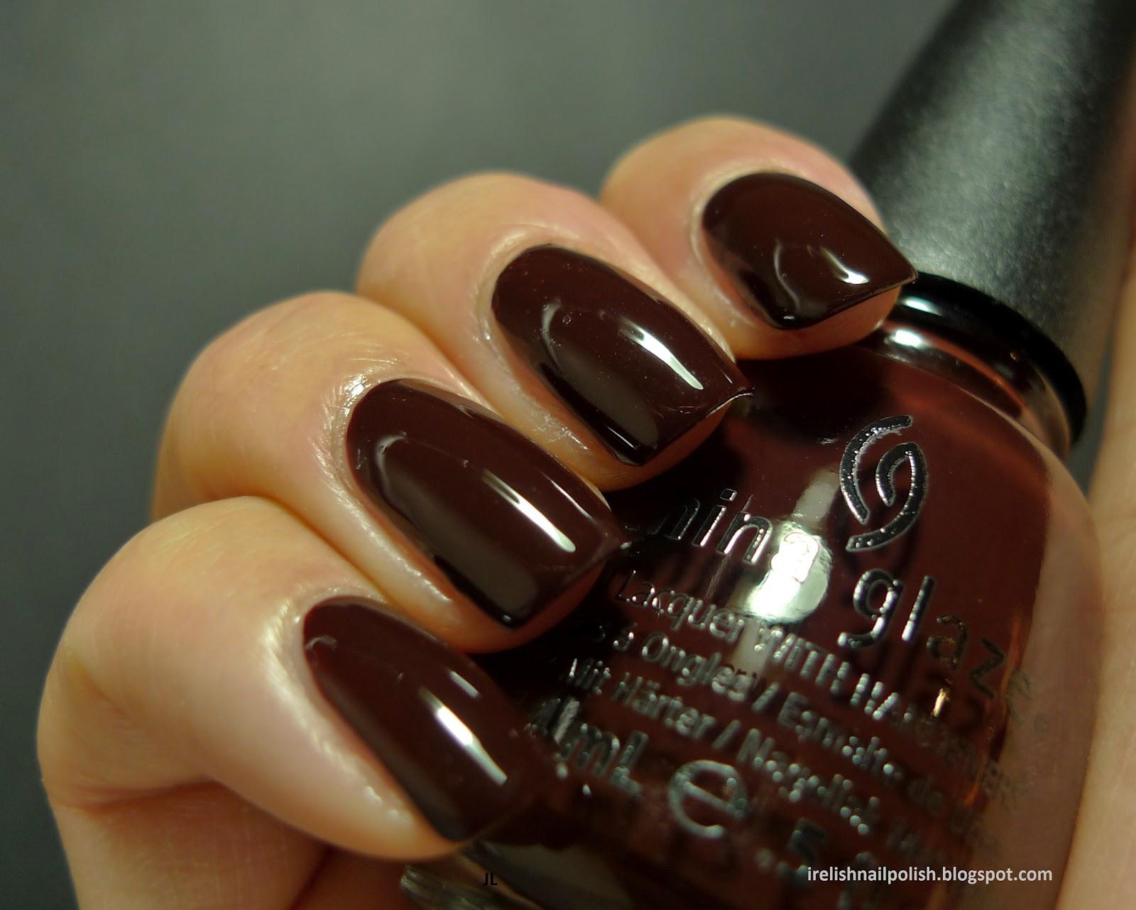 I Relish Nail Polish!: China Glaze - Call of the Wild
