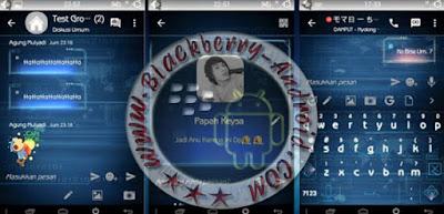 Aplikasi BBM Mod Terbaru 2015 Tema Rolline RAY v2.10.0.35 Apk