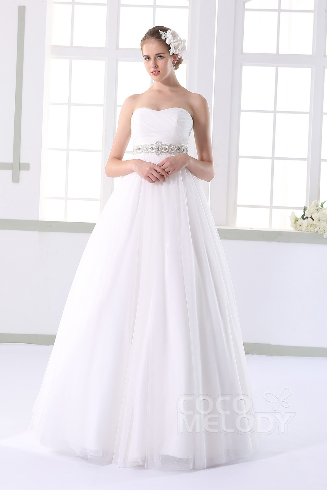 beautiful and elegant wedding dress: Marriage Gowns Ideal for Fat ...
