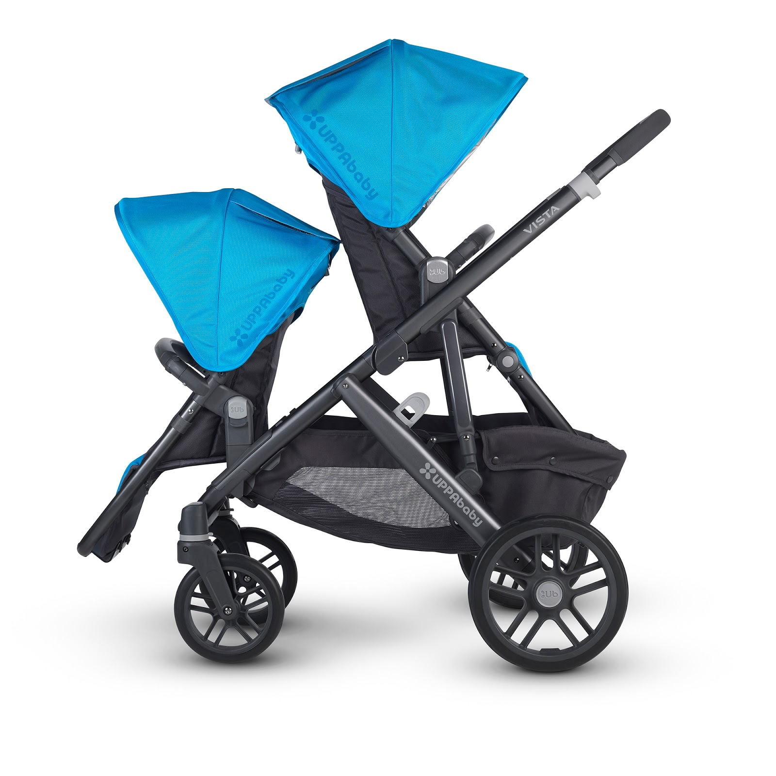 Can All Double Stroller Fits Two Car Seats
