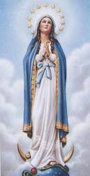 Zaštitnica bloga: Bezgrešna Djevica Marija