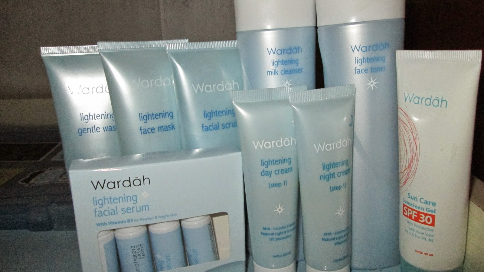 Review Wardah Lightening Series Recommended Spicysugar Face Toner Nya Aja