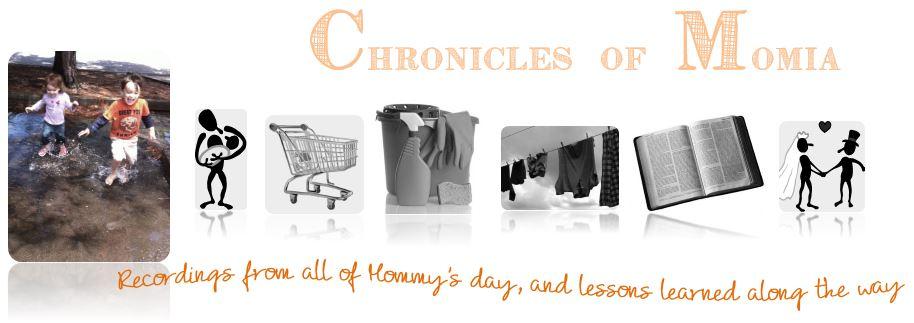 Chronicles of Momia