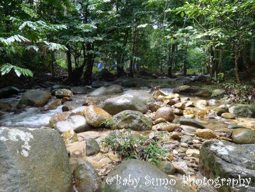 Waterfall Malaysia Selangor Ulu Yam Waterfall Selangor