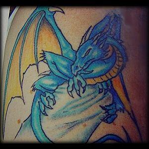 Dragon Tattoos - Dragon Tattoo Ideas