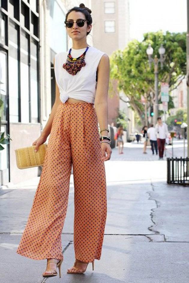 ¿Como utilizar pantalones con diseños? | Maneras modernas y Diferentes