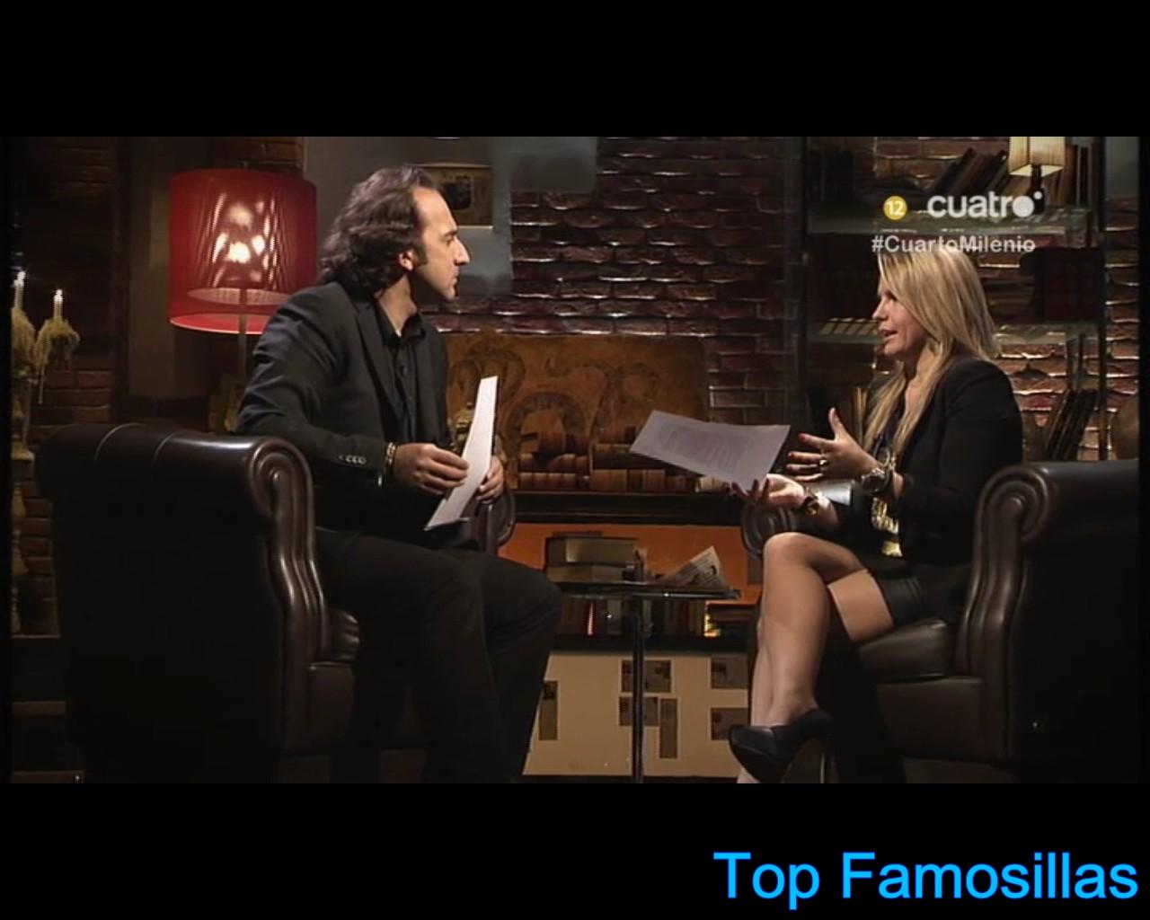 Top famosillas carmen porter presentadora de cuarto for Cuatro cuarto milenio