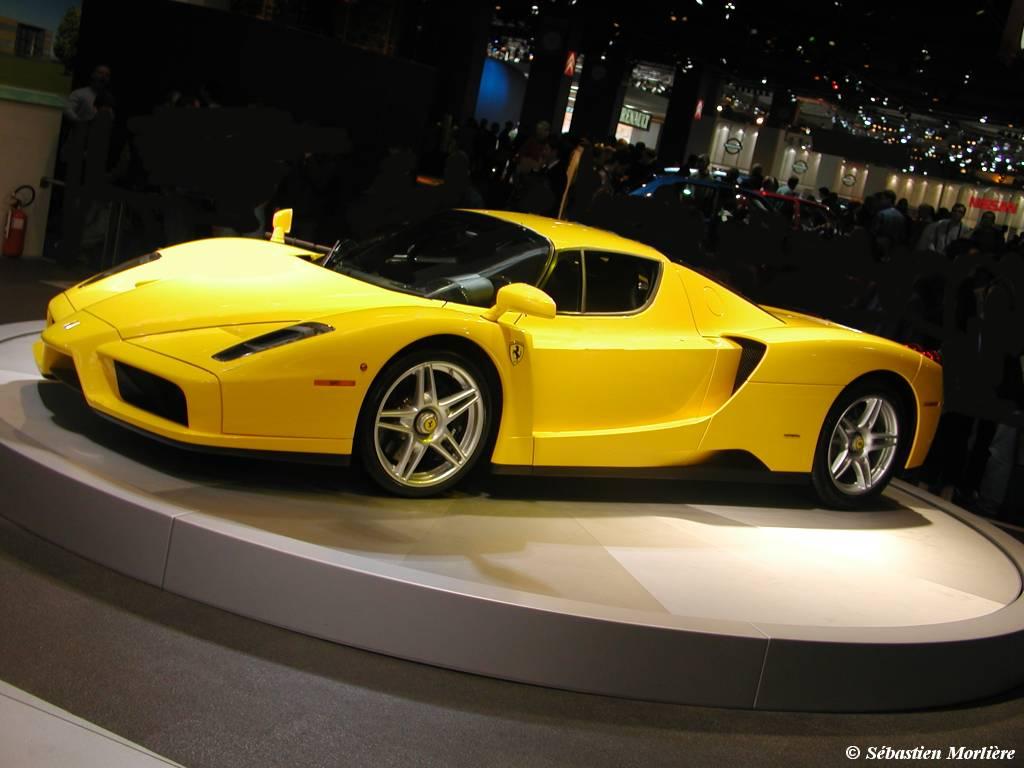 Enzo Ferrari - Wallpapers