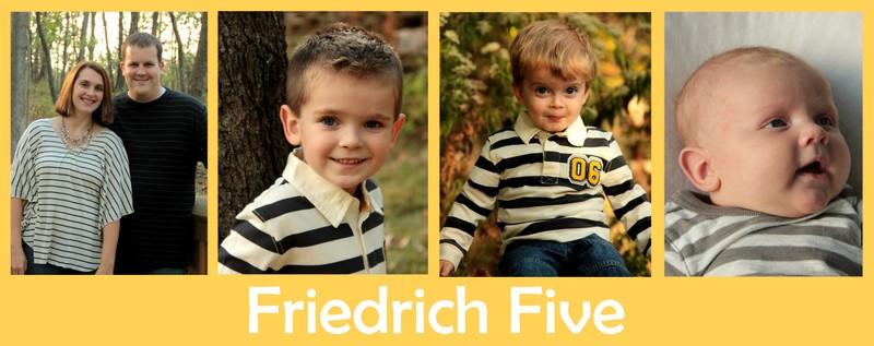 Friedrich Five