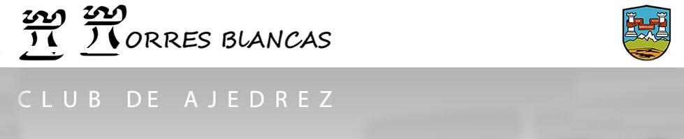 AJEDREZ TORRES BLANCAS