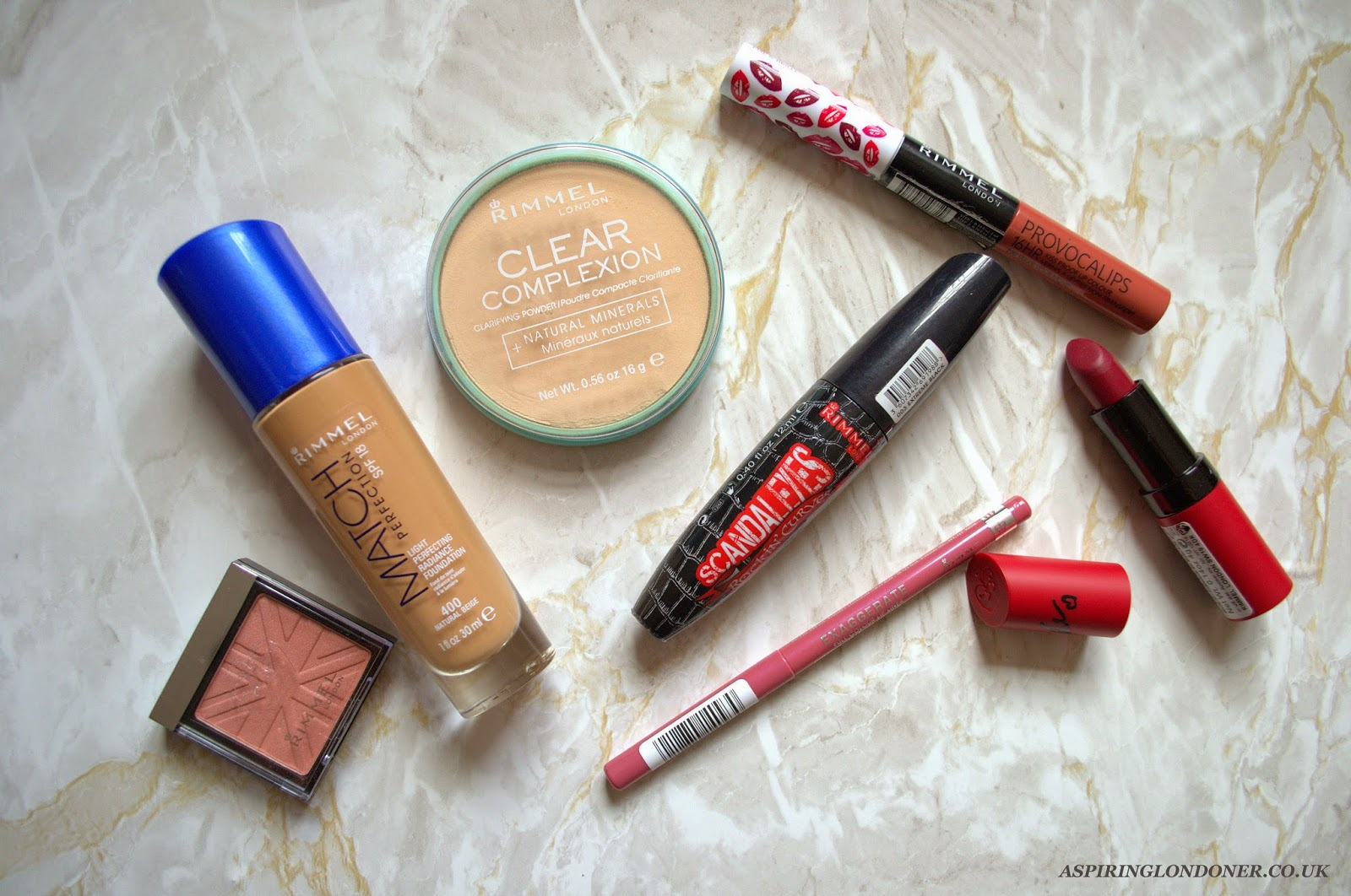 Best Of Rimmel Makeup Review - Aspiring Londoner