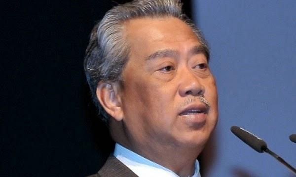 Pecat, siasat lembaga pengarah 1MDB pandangan peribadi - Muhyiddin