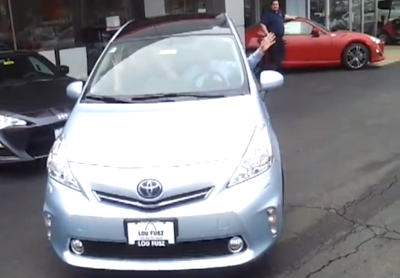 Toyota Prius V, Park Assist, Self Driving Car, Google