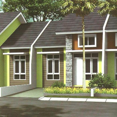 Foto Rumah Minimalis Modern 72 M2