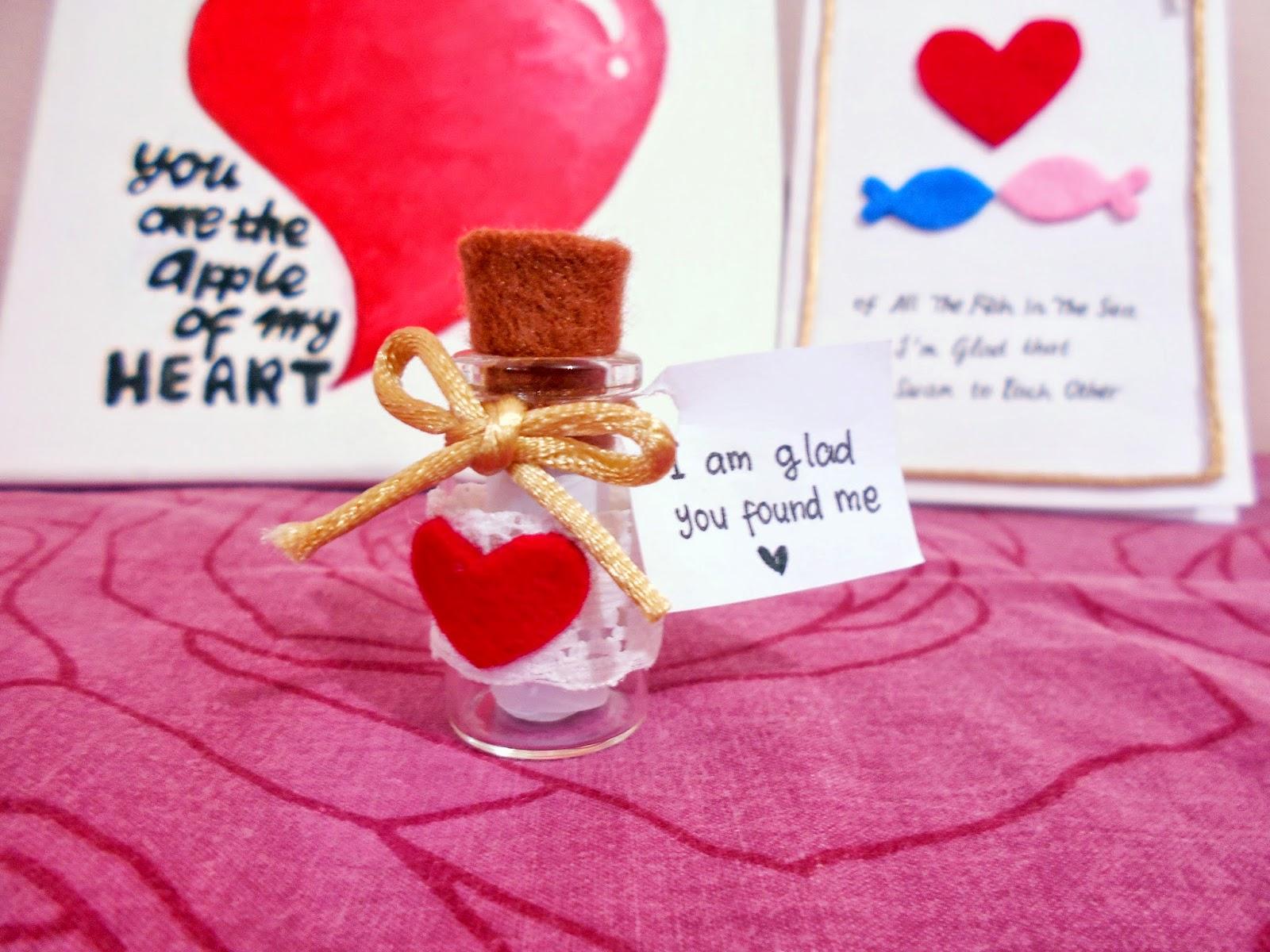 Valentine\'s Day DIY Gift Ideas