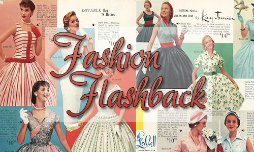 Fashion Flashback: 1950s