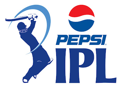Pepsi Indian Premier league Logo