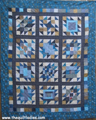 Get to The Center of It Quilt Patterns eBook